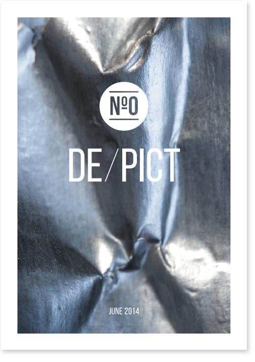 Nº0 – De/Pict Catalogue