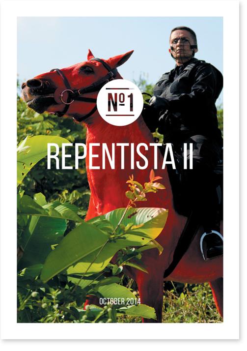 Nº1 – Repentista II Catalogue